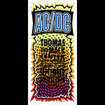 Mark Arminski AC/DC Handbill