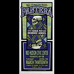 Mark Arminski Pantera Handbill
