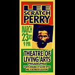 Mark Arminski Lee Scratch Perry Handbill