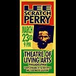 Mark Arminski Lee Scratch Perry Poster