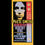Mark Arminski Patti Smith Handbill