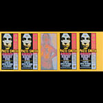 Mark Arminski Patti Smith Uncut Handbill Sheet