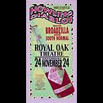 Mark Arminski Howling Diablos Handbill
