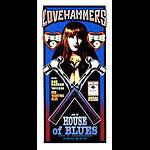 Mark Arminski Lovehammers Handbill