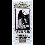 Mark Arminski Ani DiFranco Handbill