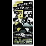 Mark Arminski Dashboard Confessional Handbill
