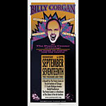 Mark Arminski Billy Corgan Handbill