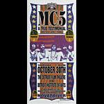 Mark Arminski MC5 Movie Poster