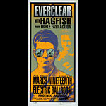 Mark Arminski Everclear Handbill