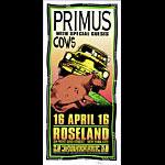 Mark Arminski Primus Handbill