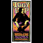 Mark Arminski Iggy Pop Handbill