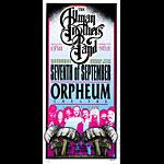 Mark Arminski Allman Brothers Handbill