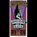 Mark Arminski Melissa Etheridge Handbill