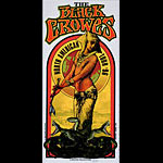 Mark Arminski Black Crowes Handbill