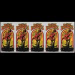 Mark Arminski Black Crowes Uncut Handbill Sheet