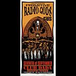 Mark Arminski Primitive Radio Gods Handbill