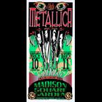 Mark Arminski Metallica Poster