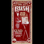 Mark Arminski Bush Handbill