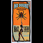 Mark Arminski No Doubt Handbill