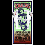 Mark Arminski B.B. King Handbill