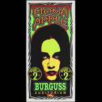 Mark Arminski Fiona Apple Poster