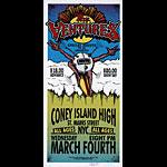 Mark Arminski The Ventures Handbill