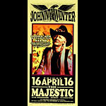 Mark Arminski Johnny Winter Poster