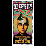 Mark Arminski The Verve Pipe - Self-Titled CD Release Handbill