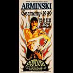 Mark Arminski Arminski Germany Show Poster