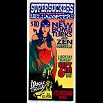 Mark Arminski Supersuckers Handbill
