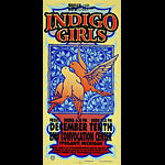 Mark Arminski Indigo Girls Handbill