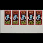 Mark Arminski Siouxsie & The Banshees Uncut Handbill Sheet