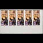 Mark Arminski Spank Uncut Handbill Sheet
