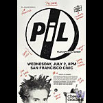 PIL Bill Graham Presents Poster BGP2