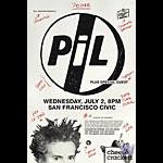 PIL Bill Graham Presents BGP2 Poster