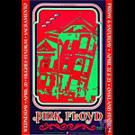 Pink Floyd Bill Graham Presents Poster BGP22