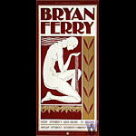 Bryan Ferry Bill Graham Presents Poster BGP25
