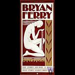 Bryan Ferry Bill Graham Presents BGP25 Poster
