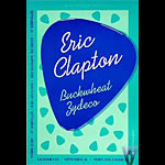 Eric Clapton Bill Graham Presents Poster BGP26