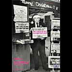 Huey Lewis Bill Graham Presents BGP30 Poster