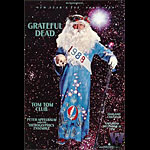 Grateful Dead Bill Graham Presents Poster BGP31
