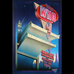 The Who Bill Graham Presents Poster BGP32a