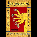 Joe Satriani Bill Graham Presents Poster BGP35