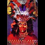 Grateful Dead Bill Graham Presents BGP38 Poster