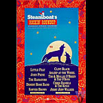 Steamboat's Rockin' Roundup Bill Graham Presents Poster BGP60