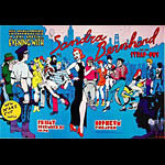 Sandra Bernhard and The Strap - Ons Bill Graham Presents Poster BGP91