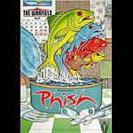 Phish Bill Graham Presents BGP93 Poster
