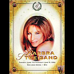 Barbra Streisand Bill Graham Presents Poster BGP94