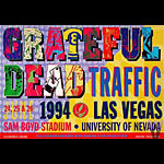 Grateful Dead Bill Graham Presents Poster BGP96
