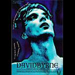 David Byrne Bill Graham Presents BGP97 Poster